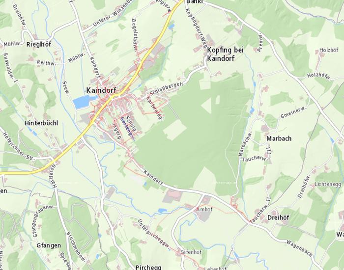 Notfallplan Abwasser Gemeinde Kaindorf