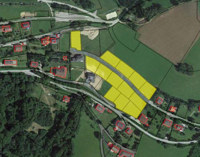 Freie Gemeindebauplätze der Marktgemeinde Hochneukirchen-Gschaidt