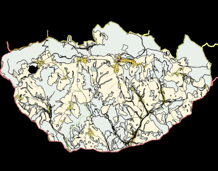 Flächenwidmungsplan der Marktgemeinde Hochneukirchen-Gschaidt